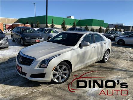 2014 Cadillac ATS 2.0L Turbo (Stk: 161611) in Orleans - Image 1 of 28