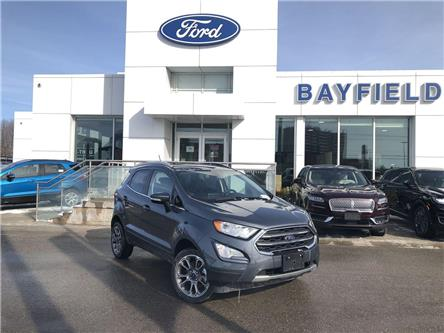2019 Ford EcoSport Titanium (Stk: ET19223) in Barrie - Image 1 of 27