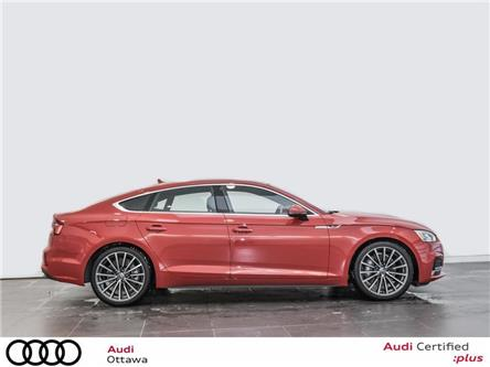2018 Audi A5 2.0T Progressiv (Stk: 52251) in Ottawa - Image 2 of 22