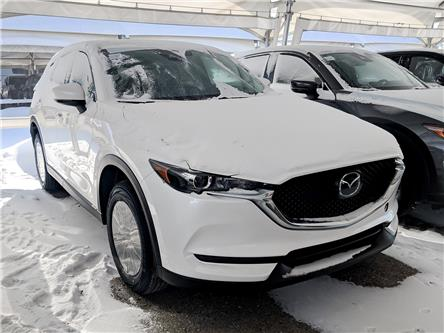 2019 Mazda CX-5 GS (Stk: H1606) in Calgary - Image 2 of 2