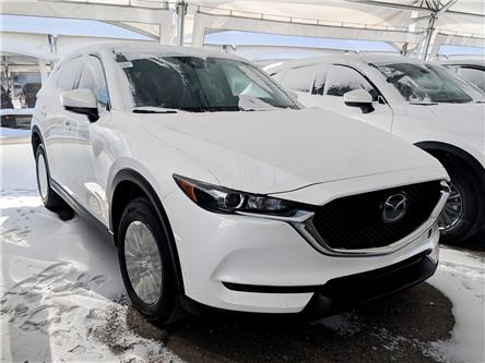 2019 Mazda CX-5 GS (Stk: H1612) in Calgary - Image 2 of 2