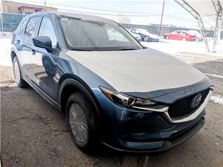 2019 Mazda CX-5 GS (Stk: H1609) in Calgary - Image 2 of 2