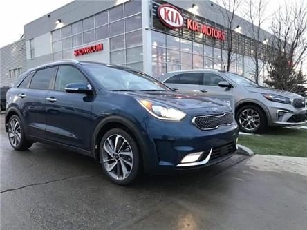 2019 Kia Niro SX Touring (Stk: 21455) in Edmonton - Image 1 of 20