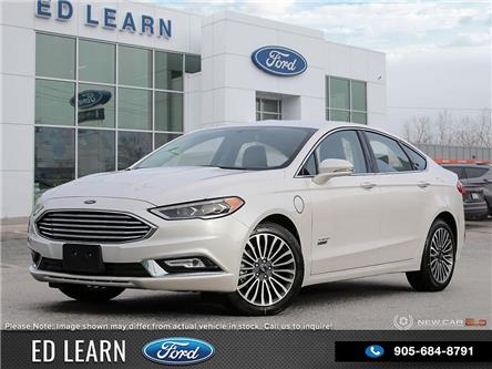 2018 Ford Fusion Energi Titanium (Stk: 18FU1205) in St. Catharines - Image 1 of 23