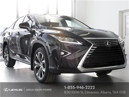 2019 Lexus RX 350 Base (Stk: L900162) in Edmonton - Image 1 of 21