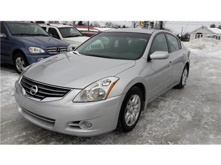 2012 Nissan Altima 2.5 S (Stk: A254) in Ottawa - Image 1 of 19