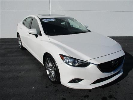 2014 Mazda MAZDA6 GT (Stk: M2667) in Toronto, Ajax, Pickering - Image 1 of 14