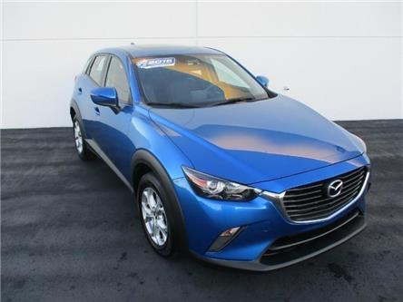 2016 Mazda CX-3 GS (Stk: 445160A) in Toronto, Ajax, Pickering - Image 1 of 25