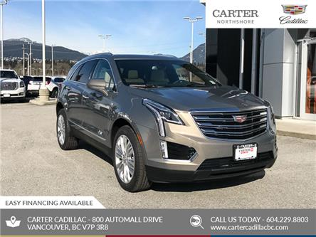 2019 Cadillac XT5 Premium Luxury (Stk: 9D06850) in North Vancouver - Image 1 of 23