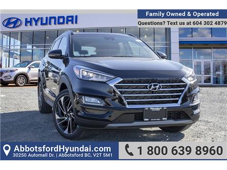 2019 Hyundai Tucson Ultimate (Stk: KT930085) in Abbotsford - Image 1 of 27