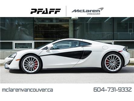 2018 McLaren 570GT Coupe (Stk: MV0205) in Vancouver - Image 1 of 21