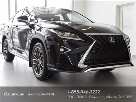 2018 Lexus RX 350 Base (Stk: L800427) in Edmonton - Image 1 of 21