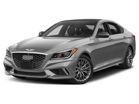 2019 Genesis G80 3.3T Sport (Stk: 39614) in Mississauga - Image 1 of 9