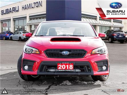 2018 Subaru WRX Sport-tech (Stk: S7193A) in Hamilton - Image 2 of 28