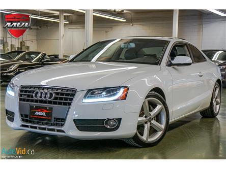 2012 Audi A5 2.0T Premium (Stk: ) in Oakville - Image 1 of 36