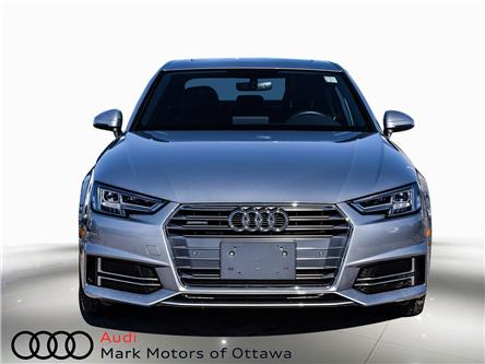 2018 Audi A4 2.0T Progressiv (Stk: 91082) in Nepean - Image 2 of 25