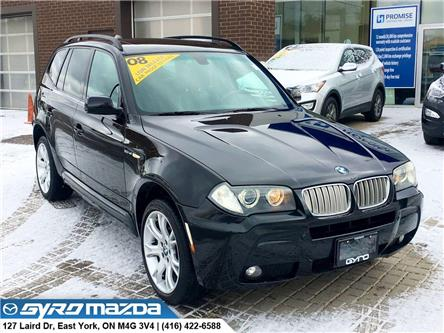 2008 BMW X3 3.0si (Stk: 28391) in East York - Image 1 of 28