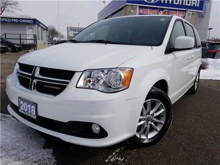 2018 Dodge Grand Caravan CVP/SXT (Stk: op10184) in Mississauga - Image 1 of 21