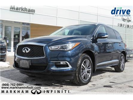 2019 Infiniti QX60 Pure (Stk: K120) in Markham - Image 1 of 29