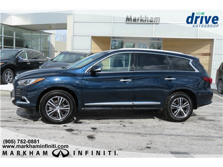 2019 Infiniti QX60 Pure (Stk: K120) in Markham - Image 2 of 29