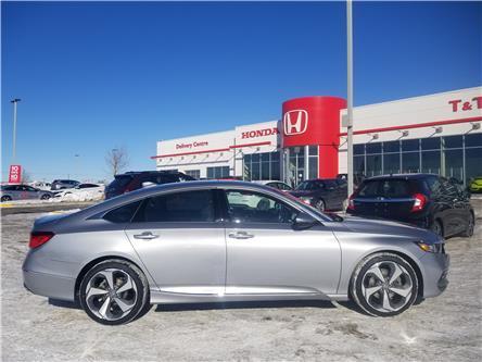 2019 Honda Accord Touring 1.5T (Stk: 2190600) in Calgary - Image 2 of 9