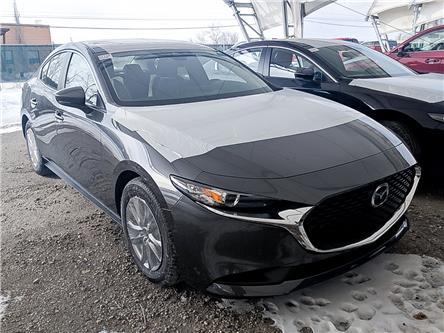 2019 Mazda Mazda3  (Stk: H1742) in Calgary - Image 2 of 2
