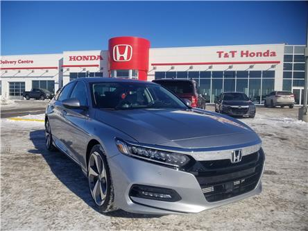 2019 Honda Accord Touring 1.5T (Stk: 2190590) in Calgary - Image 1 of 9