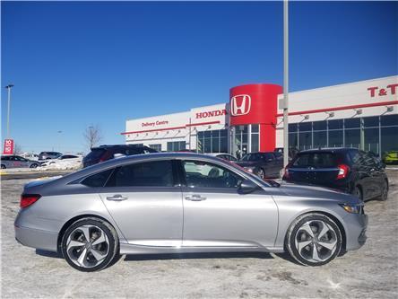 2019 Honda Accord Touring 1.5T (Stk: 2190590) in Calgary - Image 2 of 9