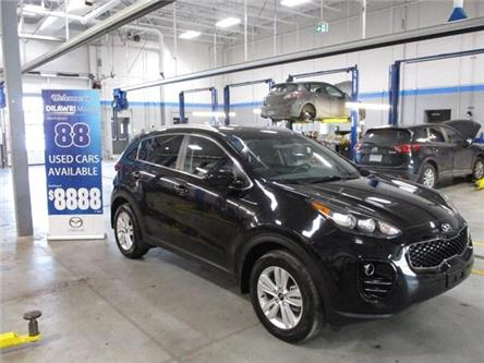 2019 Kia Sportage LX (Stk: MX1041) in Toronto, Ajax, Pickering - Image 1 of 18