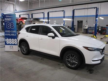 2018 Mazda CX-5 GS (Stk: MX1050) in Toronto, Ajax, Pickering - Image 1 of 20
