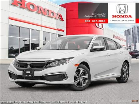 2019 Honda Civic LX (Stk: 19372) in Cambridge - Image 1 of 24