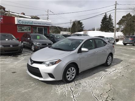 2014 Toyota Corolla LE (Stk: U13960) in Lower Sackville - Image 1 of 19
