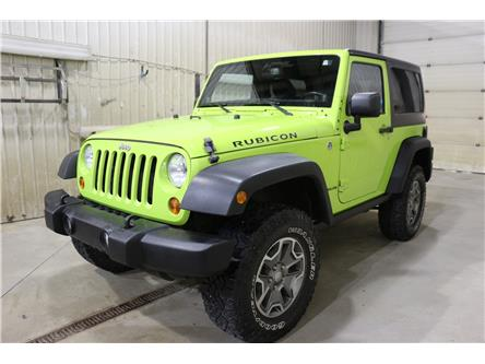 2013 Jeep Wrangler Rubicon (Stk: JT153L) in Rocky Mountain House - Image 1 of 22