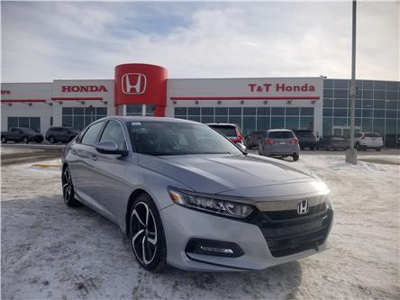 2019 Honda Accord Sport 1.5T (Stk: 2190592) in Calgary - Image 1 of 10