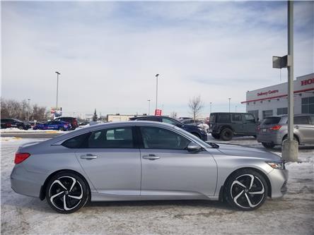 2019 Honda Accord Sport 1.5T (Stk: 2190592) in Calgary - Image 2 of 10