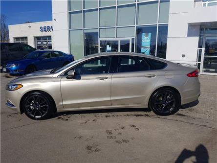 2018 Ford Fusion SE (Stk: 18615) in Perth - Image 2 of 14
