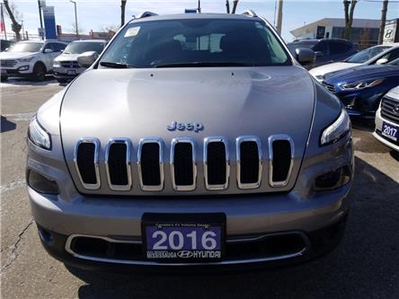 2016 Jeep Cherokee Limited (Stk: 38240A) in Mississauga - Image 2 of 20