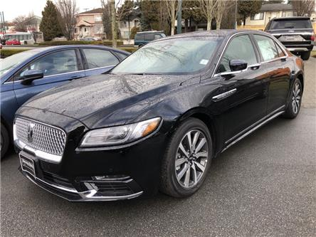 2018 Lincoln Continental Livery (Stk: 18706) in Vancouver - Image 1 of 9