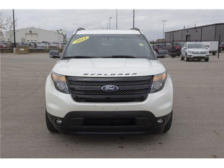 2014 Ford Explorer Sport (Stk: V653) in Prince Albert - Image 2 of 11
