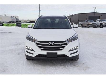 2018 Hyundai Tucson  (Stk: V712) in Prince Albert - Image 2 of 11
