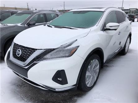 2019 Nissan Murano SV (Stk: 19204) in Barrie - Image 1 of 5