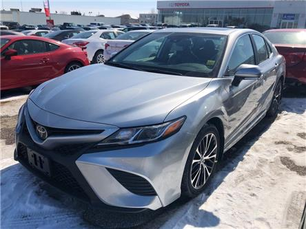 2019 Toyota Camry SE (Stk: 9CM462) in Georgetown - Image 1 of 5