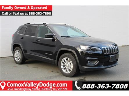 2019 Jeep Cherokee North (Stk: T597861A) in Courtenay - Image 1 of 30