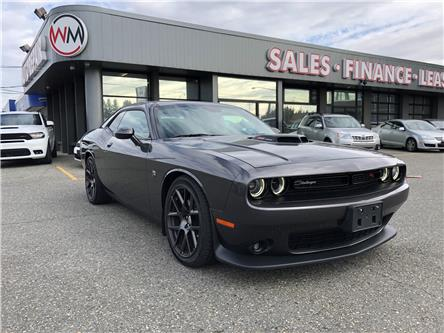 2016 Dodge Challenger R/T Scat Pack (Stk: 16-220811) in Abbotsford - Image 1 of 16