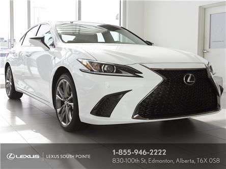 2019 Lexus ES 350 Premium (Stk: L900332) in Edmonton - Image 1 of 23