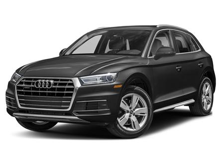 2019 Audi Q5 45 Technik (Stk: N5148) in Calgary - Image 1 of 9