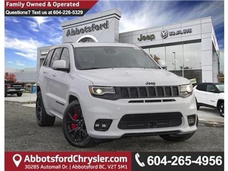 2019 Jeep Grand Cherokee SRT (Stk: K575145) in Abbotsford - Image 1 of 29