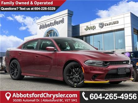 2019 Dodge Charger Scat Pack (Stk: K591454) in Abbotsford - Image 1 of 21