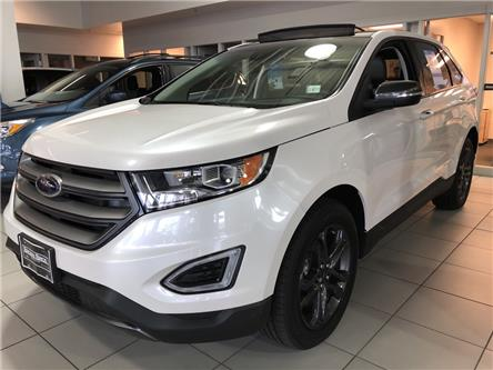 2018 Ford Edge SEL (Stk: 186509) in Vancouver - Image 1 of 8