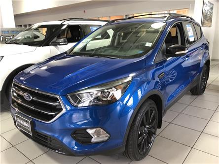 2018 Ford Escape Titanium (Stk: 186242) in Vancouver - Image 1 of 8